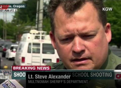 News video: If It's A School Week In America, Odds Are There Will Be A School Shooting